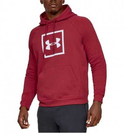 Sudadera Capucha Casual UNDER ARMOUR Rival Fleece Logo Hoodie
