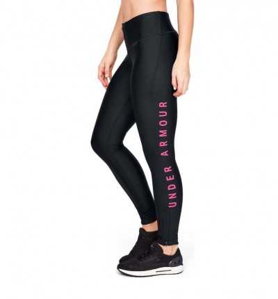 Malla Long Fitness UNDER ARMOUR Fly Fast Split Tight-blk