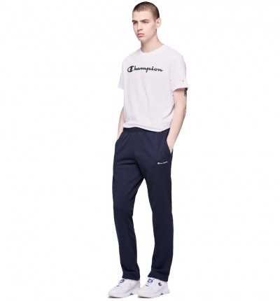Pantalon Largo Casual CHAMPION Recto Dobladillo para Hombre