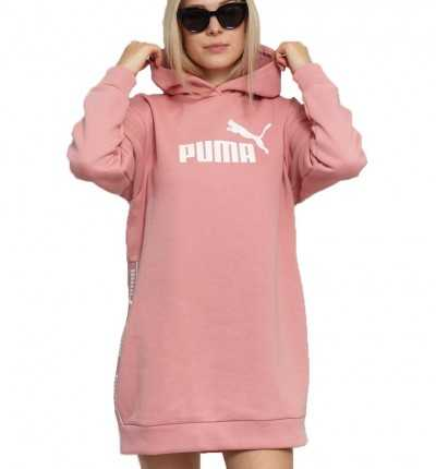 Vestido Casual PUMA Amplified Dress Fl
