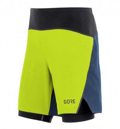 Short Running Gore® R7 Pantalon Corto 2 In 1