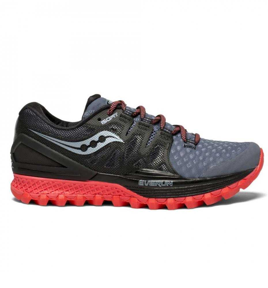 saucony trail running mujer