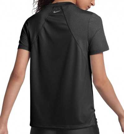 Camiseta M/c Running NIKE W´ Miler Short Sleeve Run Top