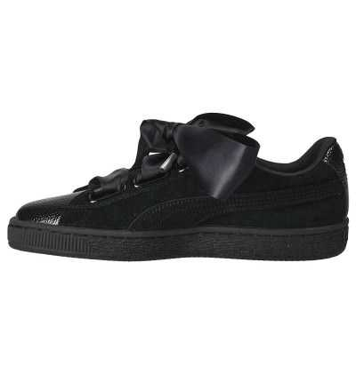 Zapatillas Casual PUMA Suede Heart Bubble Wns