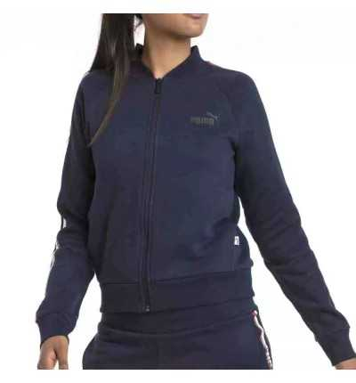 Chaqueta Casual PUMA Tape Fz Jacket Fl