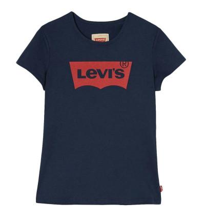 Camiseta M/c Casual_Niño_LEVIS Ss Tee Nos Bat