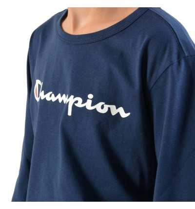Camiseta M/l Casual CHAMPION Long Sleeve