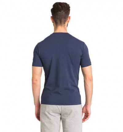 Camiseta M/c Casual ARMANI Train Graphic Tee Series M Eagle