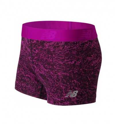 Short Trail NEW BALANCE Short Accelerate Hot Print