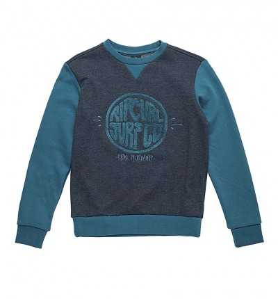 Sudadera Niño Casual RIP CURL Stoke Merchants Crew Fleece