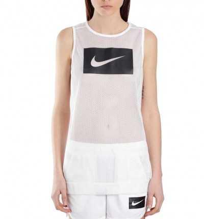 Camiseta de tirantes Casual NIKE W´ Nike Mesh Tank Sporswear
