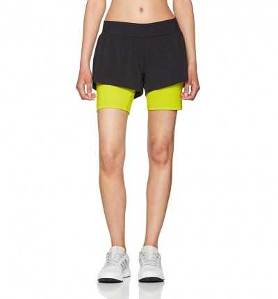 Short Fitness ADIDAS Gym 2 in 1 short