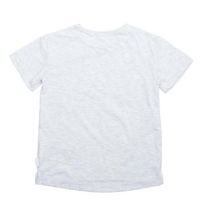 Camiseta Casual CONVERSE Collegiate Tee Lunar