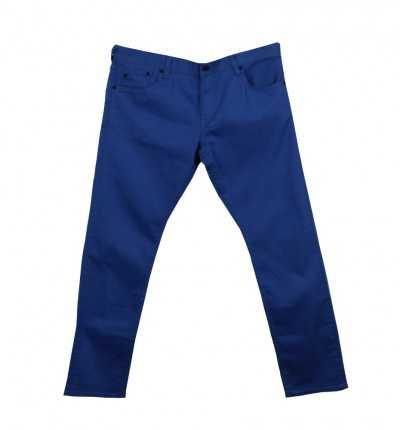 Pantalón Largo Casual QUIKSILVER Pantalon Quiksilver Blue Cas