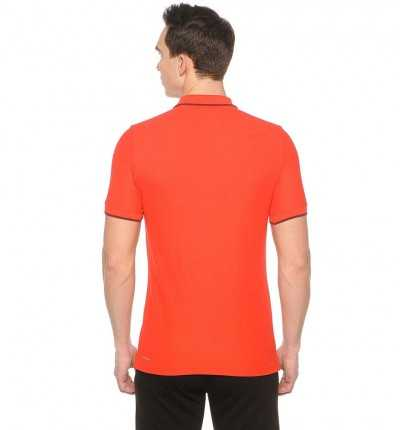 Polo Fitness REEBOK El Tipped Pique Pol