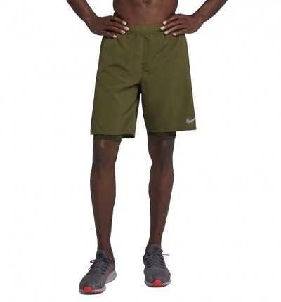 Short Running Hombre Nike Flex Stride 2 in 1