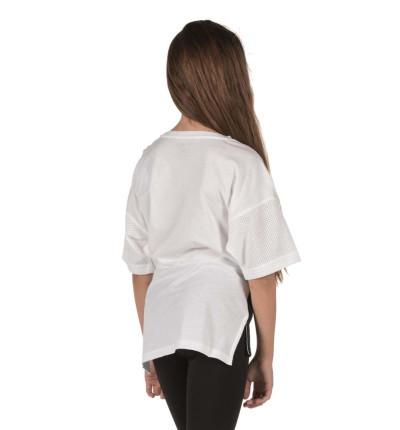 Camiseta M/c Casual_Niña_PUMA Modern Sports Tee