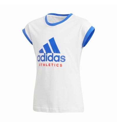 Camiseta Casual Niña ADIDAS Yg Sport Id Tee Manga Corta