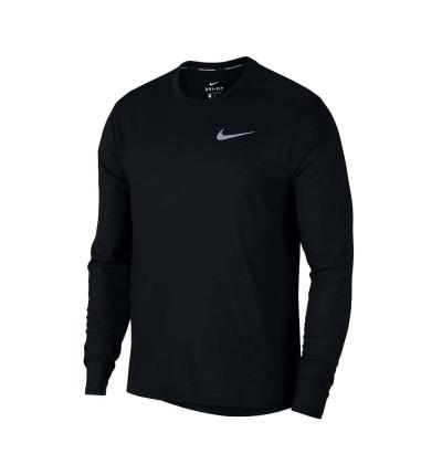 Camiseta M/l Running Nike Rise 365