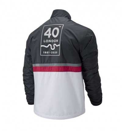 Cortavientos Running NEW BALANCE Windcheater London Marathon 2020 LND20