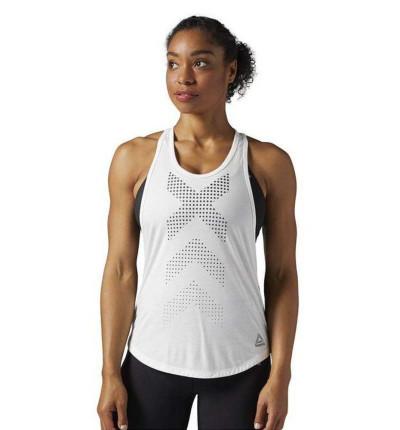 Camiseta Fitness Mujer REEBOK Cordura Racre Tank