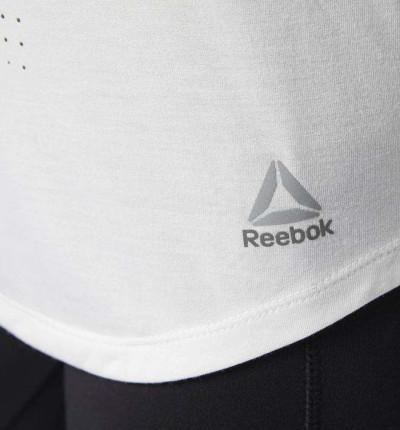 Camiseta Sin Mangas Fitness_Mujer_REEBOK Cordura Racre Tank
