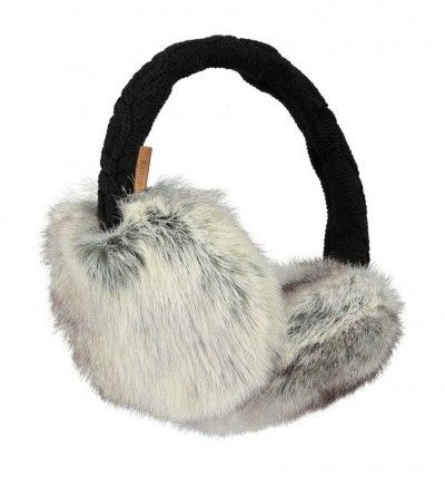 BARTS Fur Earmuffs Heather OREJERAS