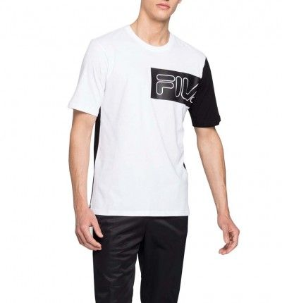 Camiseta M/c Casual FILA Men Lazar Tee