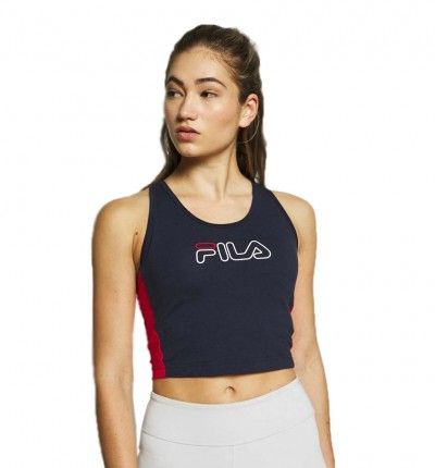 Top Casual FILA Women Lacy Cropped