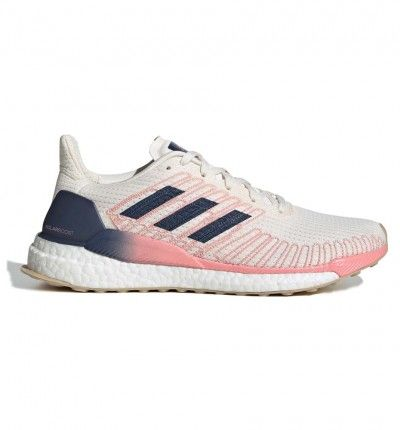 Zapatillas Running Adidas Solar Boost 19 W 40 Blanco