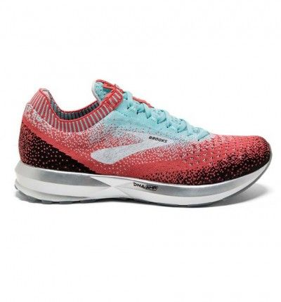 Zapatillas Running Brooks Levitate 2 W 38 Rojo