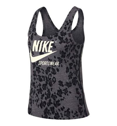 Camiseta Estampada Fitness Nike Sportswear Gym Vintage