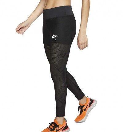Mallas Long Fitness NIKE W Nk 7_8 Tght Air Mesh