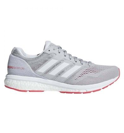 Zapatillas Running Adidas Adizero Boston 7 W 37 1/3 Gris