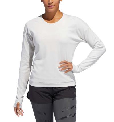 Camiseta M/l Running ADIDAS Sn Run Cru W