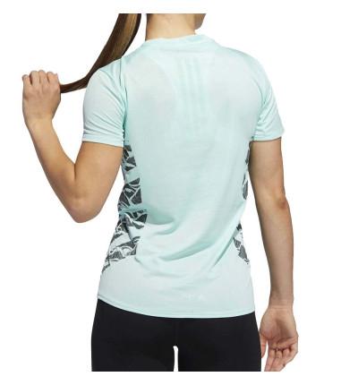 Camiseta M/c Running ADIDAS Supernova Cru
