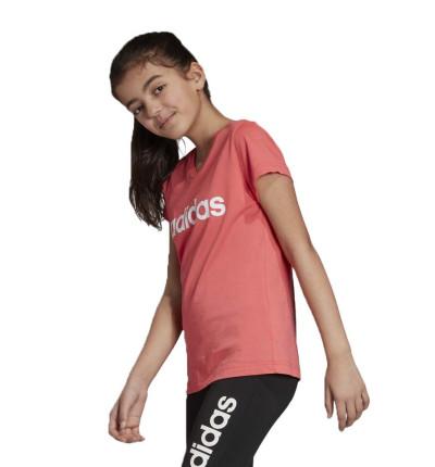 Camiseta M/c Casual ADIDAS Yg E Lin Tee