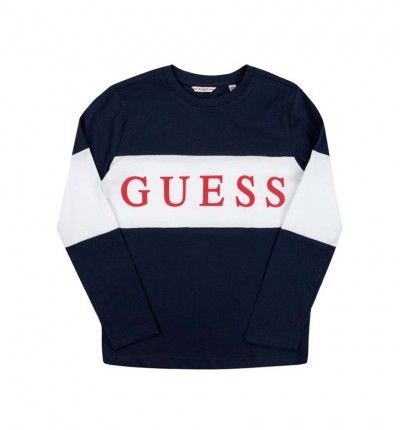 Camiseta Casual Niño GUESS T-shirt manga larga