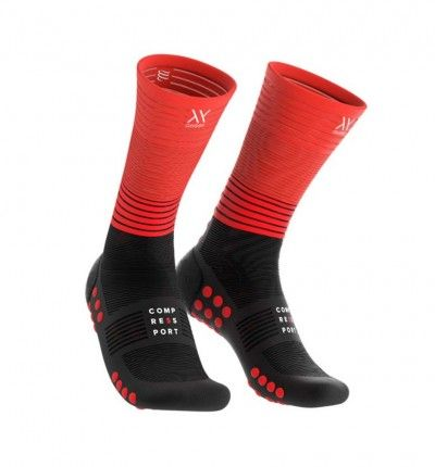 Medias Compresión Running COMPRESSPORT Mid Compression Socks