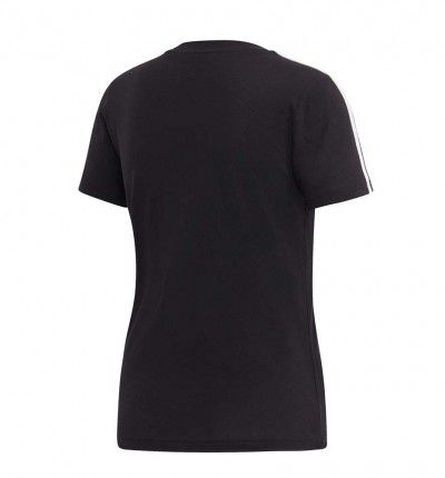 Camiseta Casual Mujer ADIDAS W E 3s Slim Tee