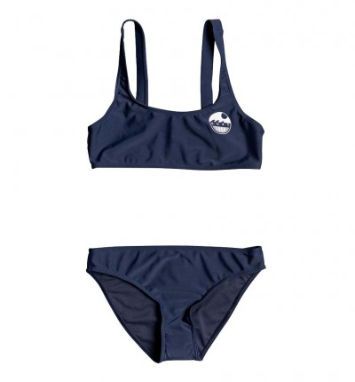 Bikini Baño_Niña_ROXY Early Roxy Bralette Set