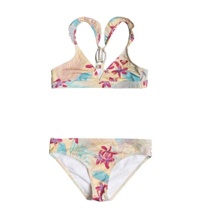 Bikini Baño_Niña_ROXY Sa Me Ft St G Bikini