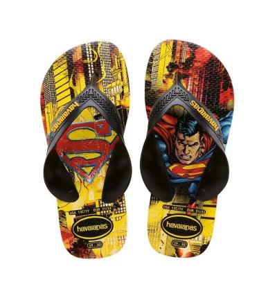 Chanclas Dedo Niño HAVAIANAS Kids Max Herois Superman