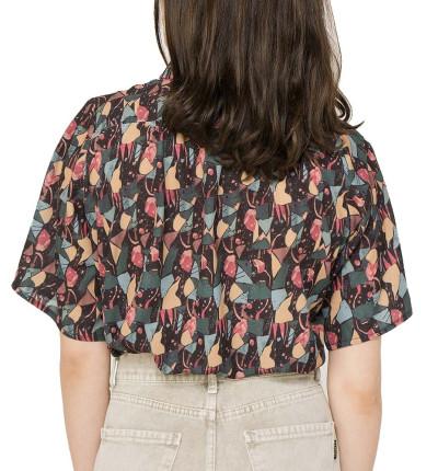 Camisa Casual Mujer KAOTIKO Cam Bohem