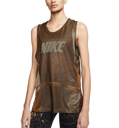 Tank Fitness Mujer Nike Icon Clash Tank