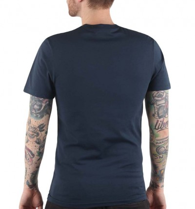 Camiseta M/c Casual VANS Mn Print Box