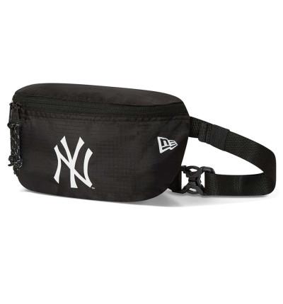 Bolsa Riñonera Casual Negra NEW ERA New York Yankees Black Mini Waist Bag