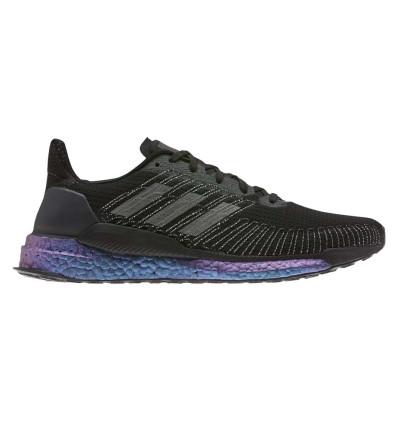 Zapatillas Running Hombre Adidas Solar Boost 19 M Roll 42 Negro