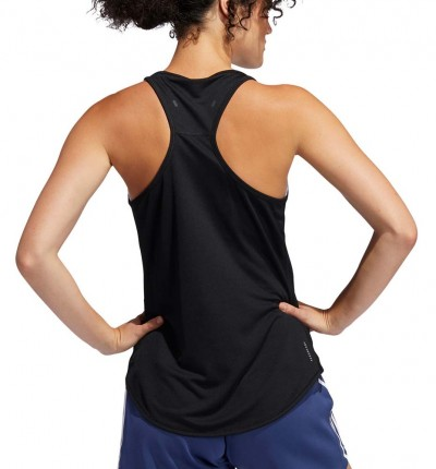 Camiseta sin mangas Running Mujer ADIDAS Run It Tank 3s
