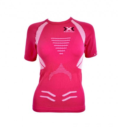 Camiseta Running X-BIONIC Camiseta M/c Running The Trick M